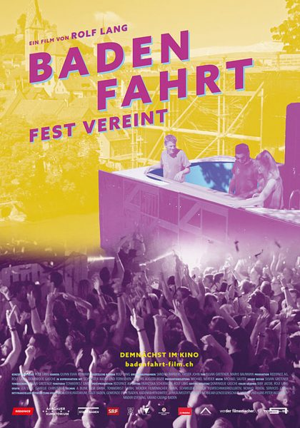 BADENFAHRT – FEST VEREINT